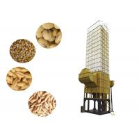 Buy cheap Low Temperature Batch Grain Dryer / Wheat Dryer Machine With Large Drying Area from wholesalers