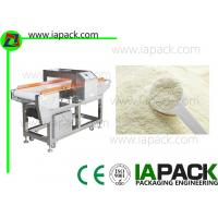 Buy cheap White Conveyor Metal Detector Machine For Food Processing Industry from wholesalers