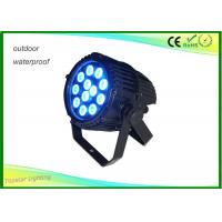 Buy cheap 120w Magic Effect Rgbw Led Par Can Lights , Stage Lighting Par Cans Strobe Mode from wholesalers