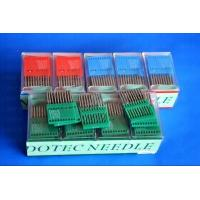 China Sewing Machine Needles Embroidery machine needles Dotec Industrial on sale