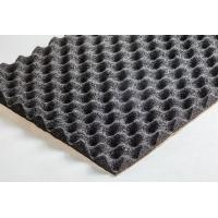 Buy cheap 23mm Wave Style Sound Absorbing Material Soundproofing Rubber Foam Reduce Noise from wholesalers