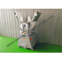 Buy cheap Industrial Table Top Reversible Dough Sheeter Auto Pressing Dough Easy Operate from wholesalers