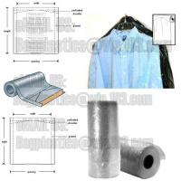 Poly Cover, Garment covers, laundry bag, garment cover film, films on roll, laundry sacks