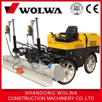 Buy cheap ride on concrete leveling tools with micro computor control from wholesalers