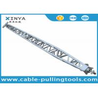 Buy cheap 50-100 KN Aluminum Alloy Electrical Gin Pole from wholesalers