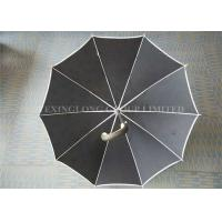 Buy cheap 25 27 30 Big Size Promotional Gifts Umbrellas Zin Plated Metal Shaft Anti Rust from wholesalers