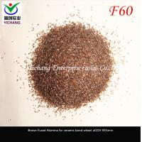 Buy cheap Highly Durable And Reusable Brown Fused Aluminum Oxide For Paint Stripping product