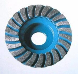 Buy cheap Diamond cup wheels -- Turbo product