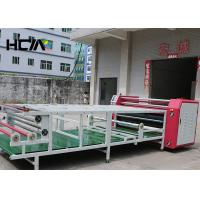 Buy cheap Fabric Sublimation Printing Machine , High Precision Heat Press Printing Equipment from wholesalers