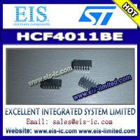 Buy cheap HCF4011BE - STMicroelectronics - QUAD 2 INPUT NAND GATE product