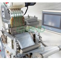 Buy cheap NSL -160B Automatic Capsule Strip Packing Machine PLC Control System from wholesalers