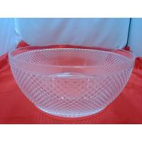 Buy cheap Pineapple Shape Clear Acrylic Bowl For Candy , Vegetable from wholesalers