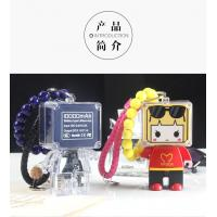 Buy cheap plastic robot shaped power banks product