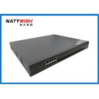 Buy cheap High Reliability 8 PON Ports 10G GPON OLT , Triple - Play FTTH GPON OLT from wholesalers