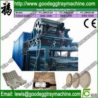 Buy cheap China pulp egg tray moulding machine from wholesalers
