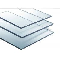 Buy cheap Tinted Polycarbonate Sheet Flat Solid Polycarbonate Roof Sheet 10 Years Guarantee from wholesalers