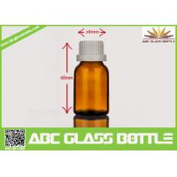 Buy cheap Hot Sale 15ml Essential Oil Glass Bottle ,Abmer Essential Oil Bottle product
