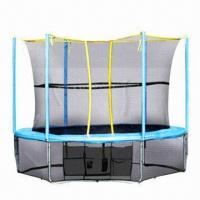 Buy cheap Big trampoline with TUV/GS certification from wholesalers
