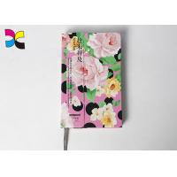 Buy cheap Custom Blank Schedule Notepad Printing With Logo / 80gsm Offset Paper Mini Memo Pads from wholesalers