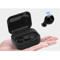 Buy cheap Hot true wireless bluetooth earbuds,noise cancelling earphones,magnet earbuds IPX5 from wholesalers