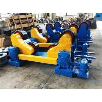 Buy cheap Self Alignment Heavy Duty Rotator For Tack Welding 20ton Pipes Or Tanks , 3m Diameter product