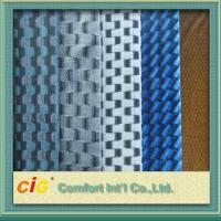 Quality Grey Eco Friendly Auto Interior Decoration Automotive Upholstery Fabric 100% Polyester for sale