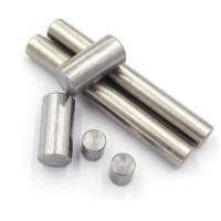 Buy cheap High Precision Cylindrical Dowel Pin DIN6325 Plate Head Screw Grade 8.8 from wholesalers