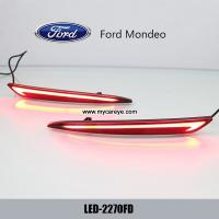 ford mondeo led bumper lamp reflectors taillight brake backup lights reversing light 104899990. Black Bedroom Furniture Sets. Home Design Ideas
