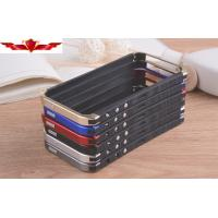 Buy cheap Titanium Iphone 5 5G 5S Cases CNC Processing Multi Color Gift Package Included from wholesalers