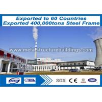 Buy cheap Steel Fabrication And Erection Formed Complete Metal Buildings Modern Modular from wholesalers