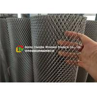 Buy cheap Building Expanded Metal Wire Mesh , Expanded Copper Mesh For Screening product