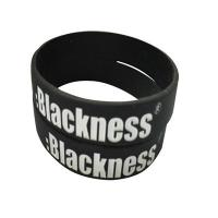 Buy cheap Embossed Wristband Silicone Rubber Bracelet from wholesalers