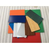 Buy cheap Pearl Black PVDF Coated Aluminium Sheets High Impact Resistance For Construction from wholesalers