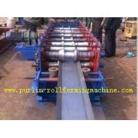 Buy cheap Galvanized Automatic Seamless Gutter Machine , Rain Gutter Roll Forming Machinery from wholesalers