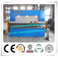 Buy cheap E21 NC 2500mm Sheet Metal Brake Press , WC67Y 160T Steel Plate Press Brake from wholesalers