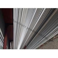 Buy cheap 6M Channel Steel Safety Grip Strut Grating , Walkway Aluminum Plank Grating For Platforms from wholesalers