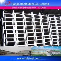 Buy cheap ASTM A36,SS400 S235JR STEEL I BEAM PRICE from wholesalers