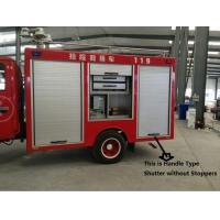 Buy cheap Roll up Door Firefighting Emergency Truck Special Vehicles Roller Shutter from wholesalers