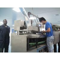 China ZH Multifunctional Full Automatic Carton Packaging Machine For Food Candy on sale