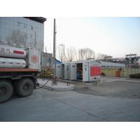 Buy cheap High Pressure Natural Gas Regulator , Industrial CNG Pressure Reducing Unit product