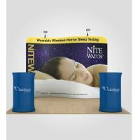 Buy cheap Recyclable Foldable Tension Fabric Displays Aluminum Frame Eco friendly from wholesalers