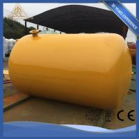 Buy cheap 60 Gallon Nitrogen Storage Tank , 200 PSI Pressure Nitrogen Air Compressor Reserve Tank product