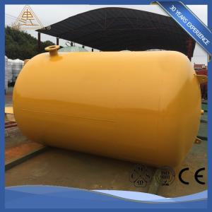 Buy cheap 60 Gallon Nitrogen Storage Tank , 200 PSI Pressure Nitrogen Air Compressor Reserve Tank product