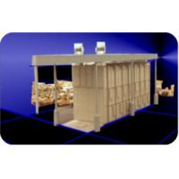 Buy cheap best selling spray booth YK-200 from wholesalers