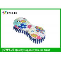 Buy cheap Customized Color Household Cleaning Brushes Shower Cleaning Brush With Colorful Print from wholesalers