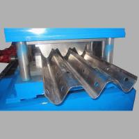 Buy cheap Material Thickness 2 To 4mm Guard Railway Roll Forming Machine Hydraulic Power 5.5KW product