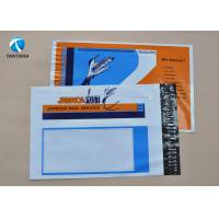 Buy cheap Tamper proof Plastic Courier Bags for Express / delivery with self sealing from wholesalers
