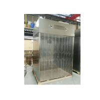 Buy cheap Customized Size PVC Curtain Door Weighing Booth / Dispensing Booth For GMP Clean product