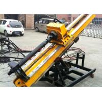 Buy cheap Rotary Anchor Engineering Drilling Rig Diesel Engine / Electric Motor Powered from wholesalers