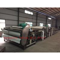 Buy cheap waste water sludge belt press with carbon steel material and custom color from wholesalers